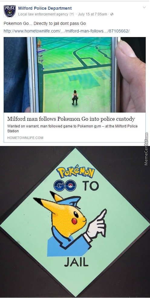 He'll Probably Get Out On Pokebail