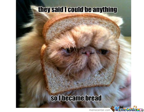 He Became Bread