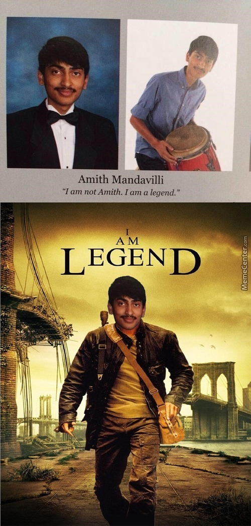 He Is A True Legend