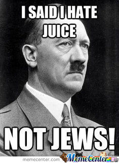 He Said Juice Not Jew Lol
