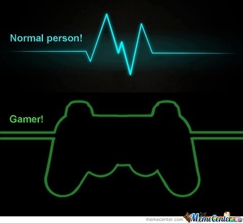 Heartbeats Of A Gamer
