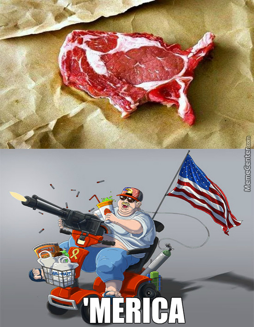 Heavy 'merica Breathing