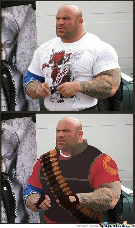 Heavy Is Real!