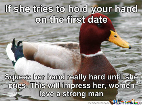 Helpful Dating Advice...