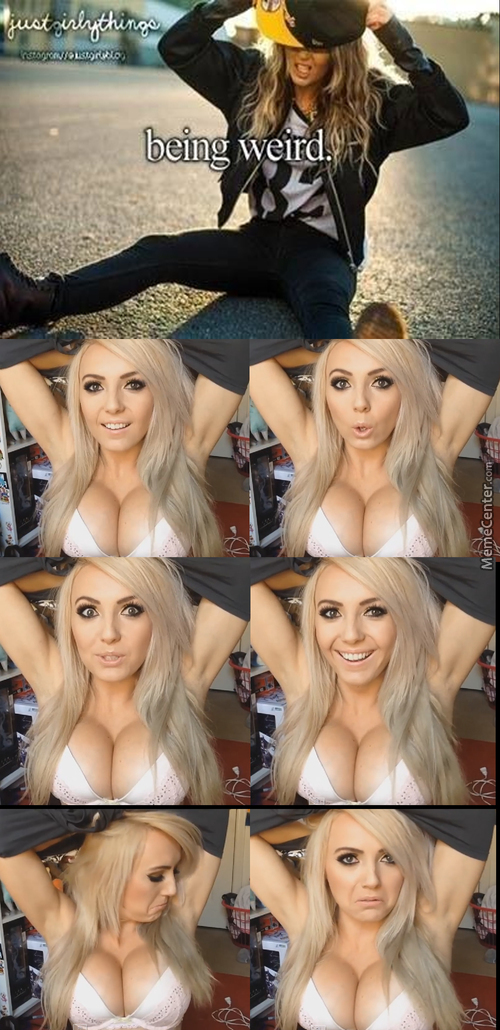 Her Boobs Are Real By The Way