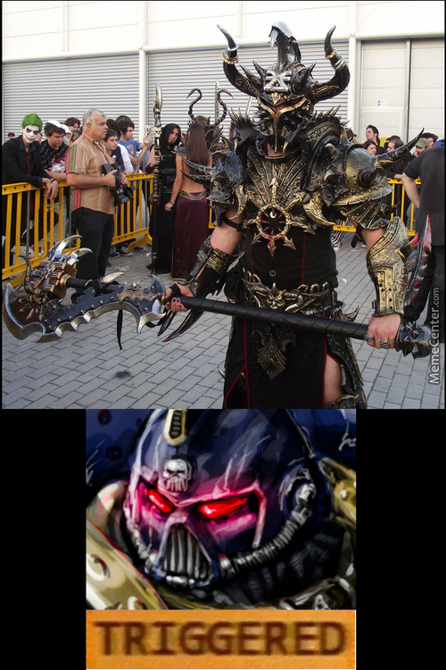 Heresy Must Be Purged!
