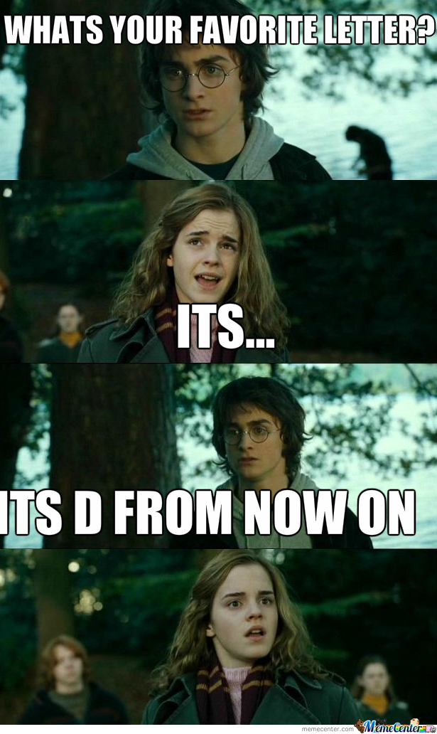 Hermione Gon' Get It