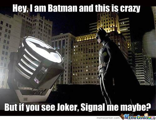 Hey Batman