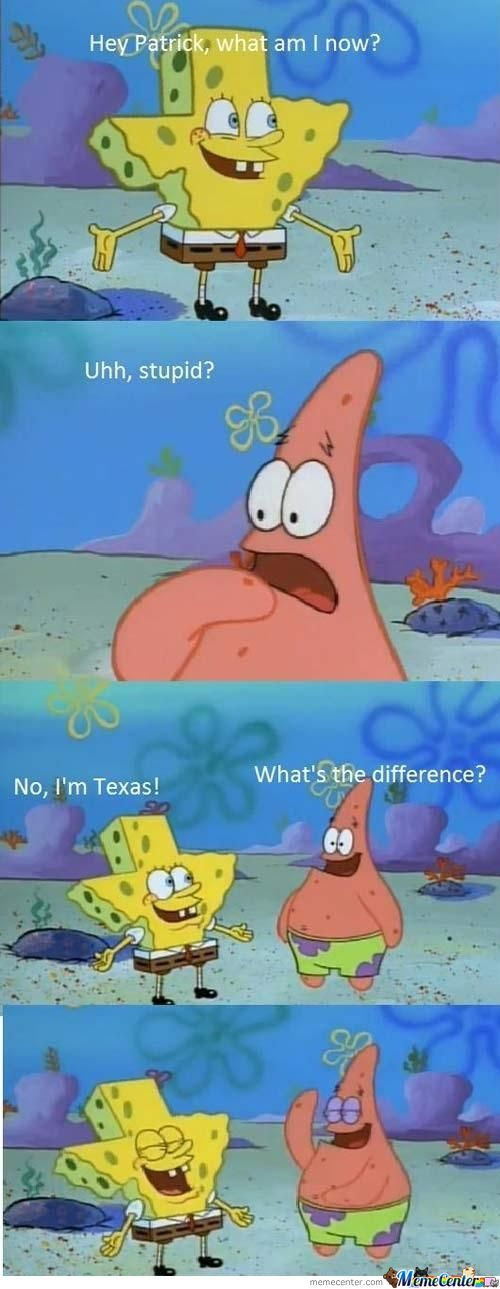 Hey Patrick, What Am I Now?
