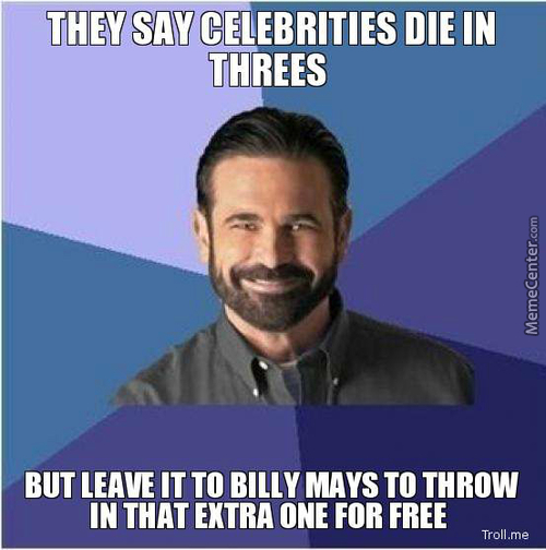 Hi Billy Mays Here