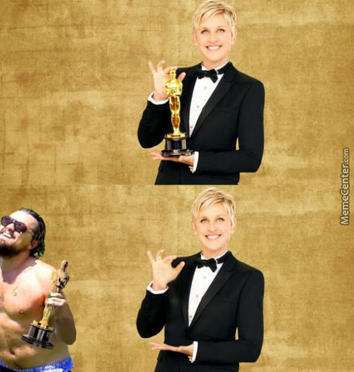 Hide Your Oscars