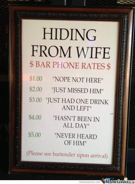 Hiding From Wife! Win!