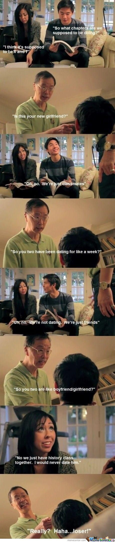 High Expectations Asian Dad In Real Life