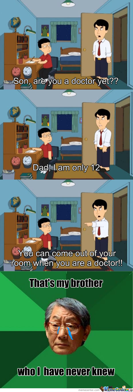 High Expectations Family Guy