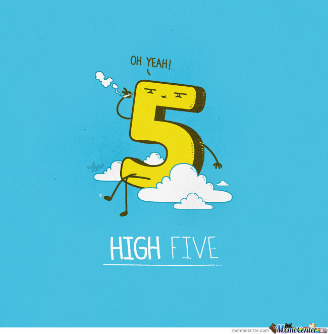 High Five by 201200013...