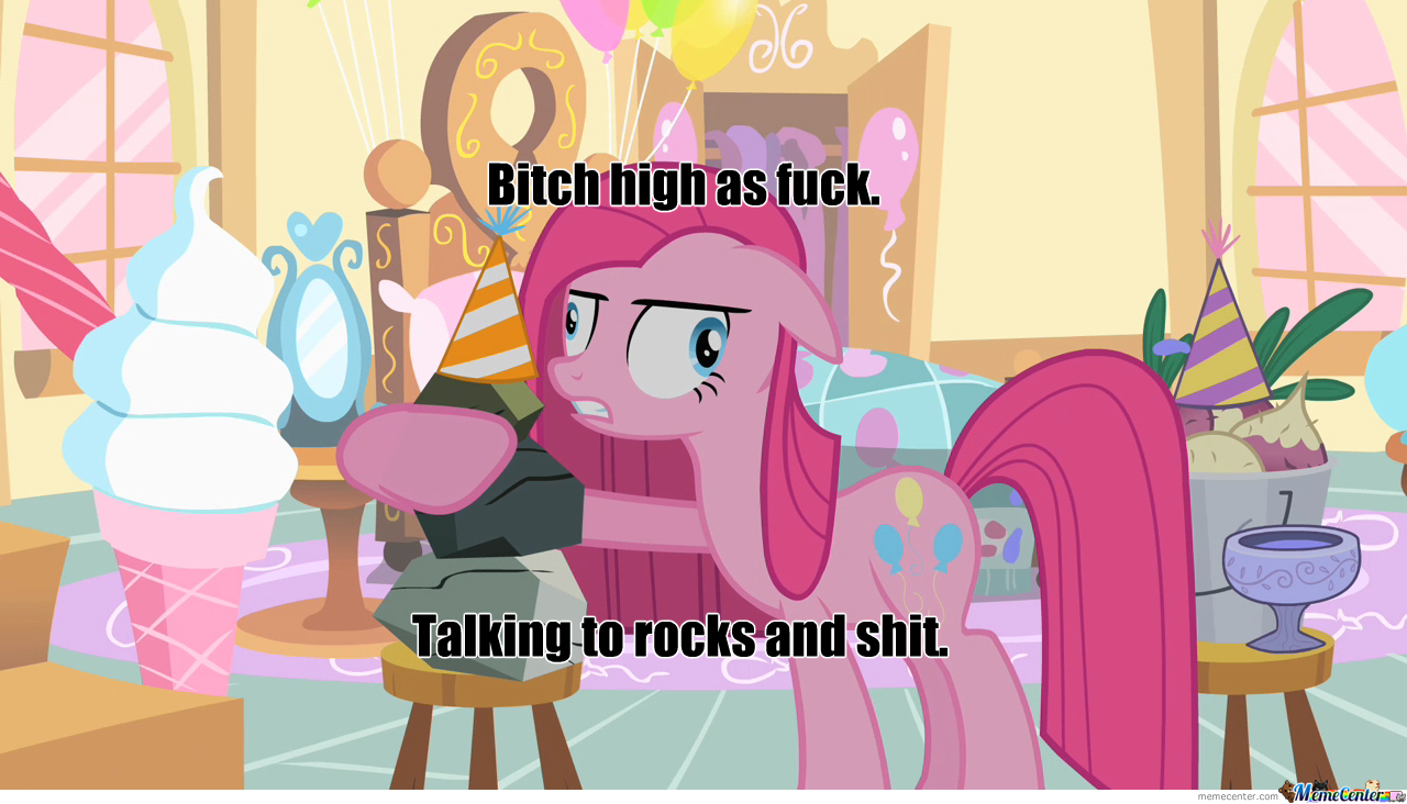 High Pinkamena