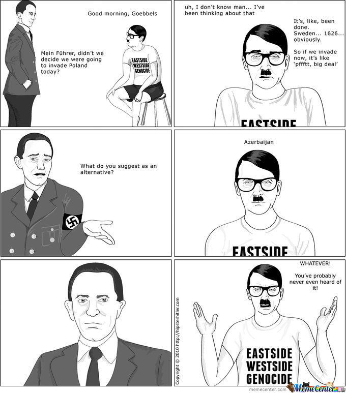 hipster hitler visits the - photo #14