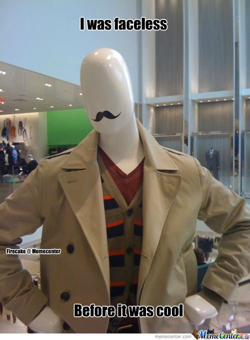 Hipster Mannequin
