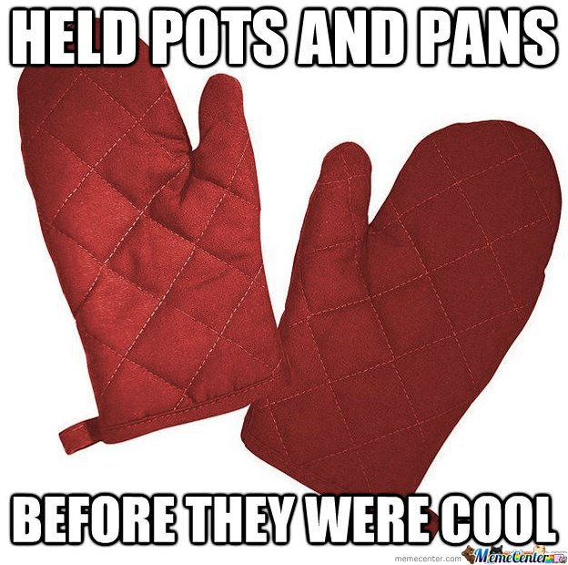 Hipster Mitts