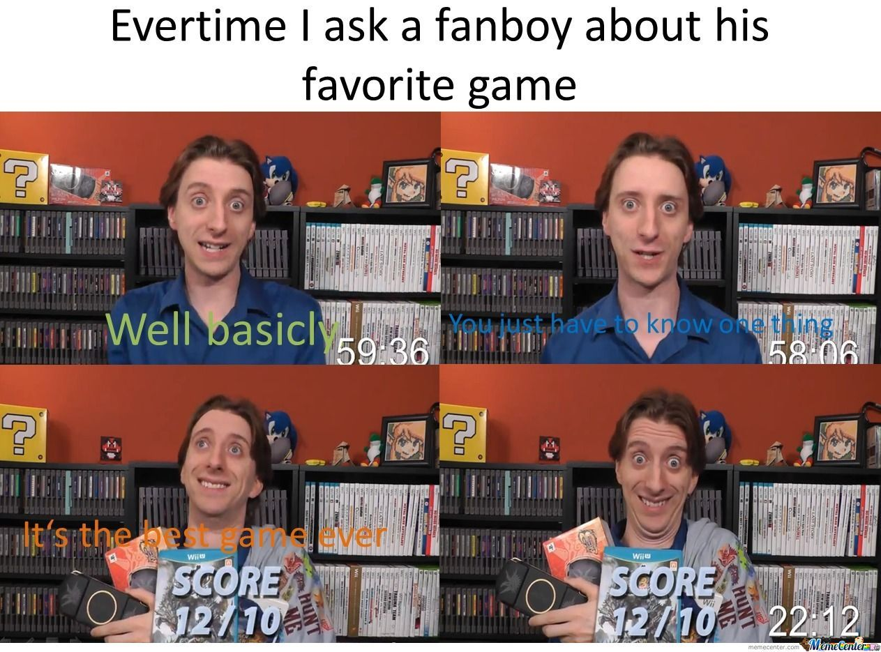 His Youtube Channel Is Projared, He's Very Funny, You Should Check Him Out