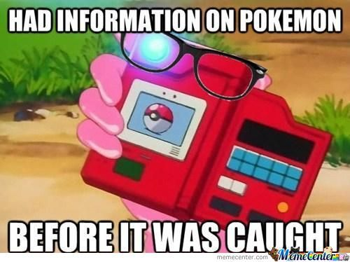 Hispter Pokedex