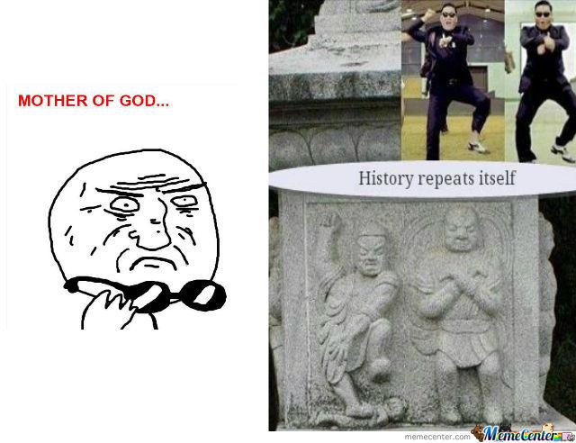 History Repeats Itself!!!!! Xd
