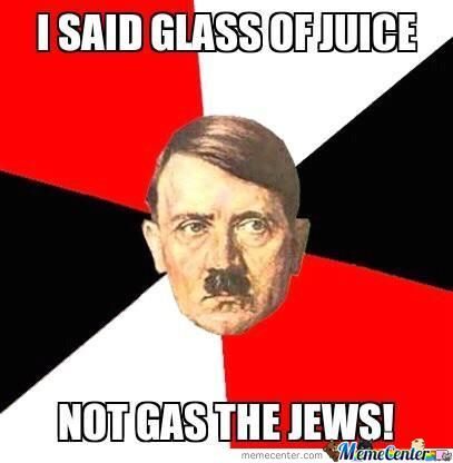 Hitler Explains Himself