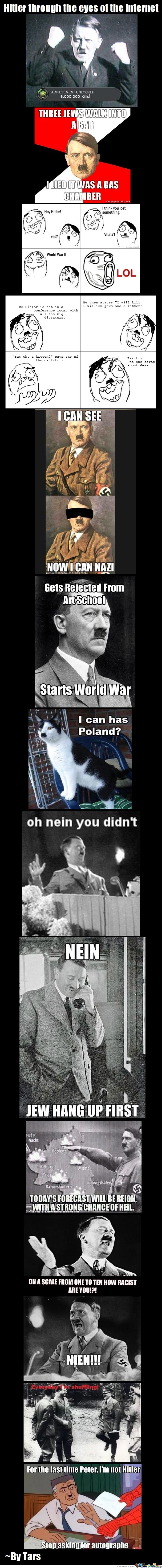 Hitler Seen By Internetters