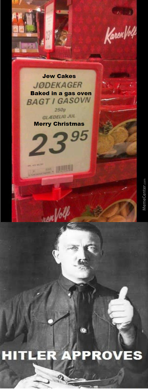 Hitlers New Favorite Food