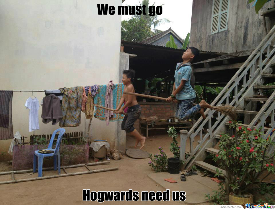 Hogwards Students