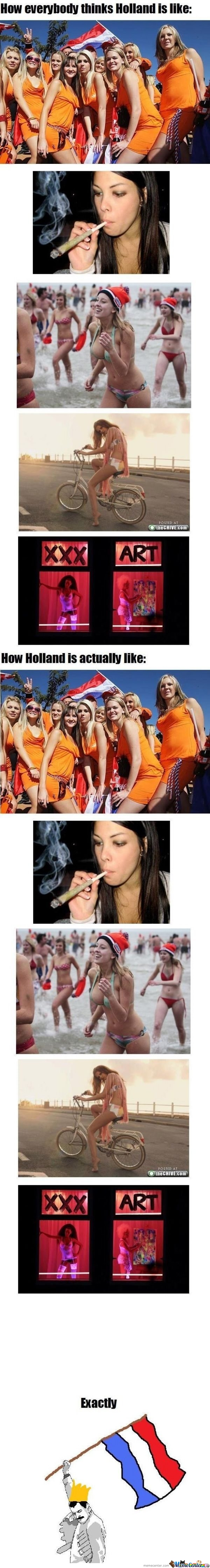 Holland Girls