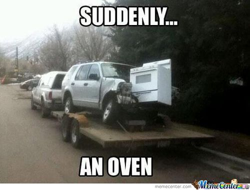 Holly Oven
