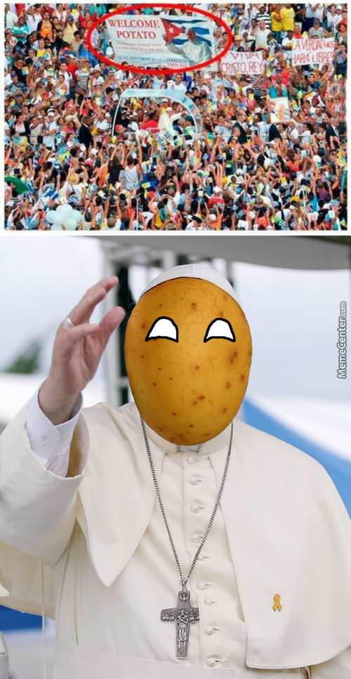 Holy Potato
