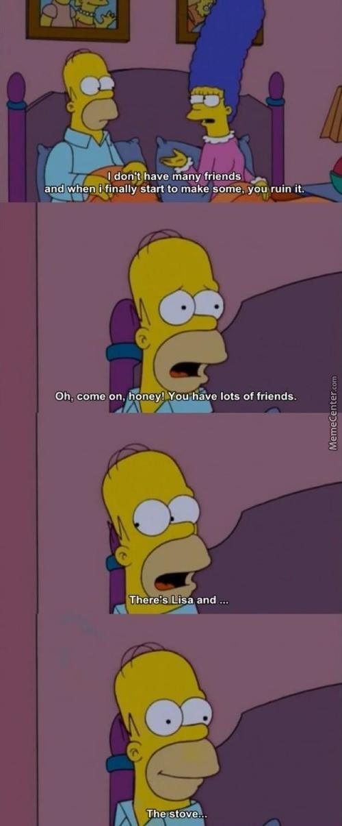 Homer Has A Point You Know