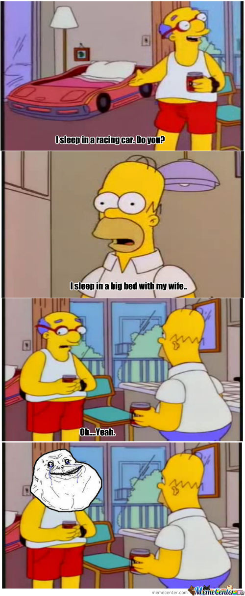 Homer Owns Again
