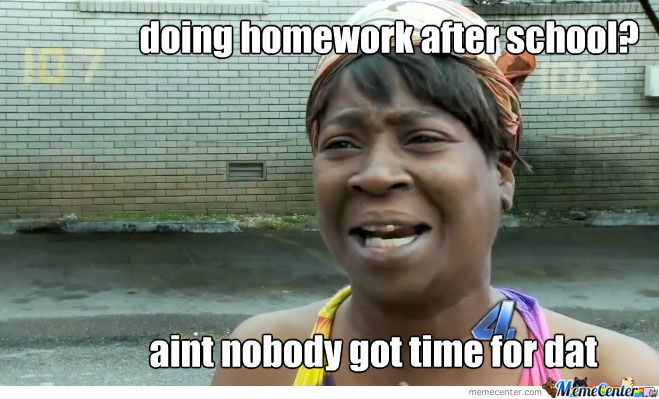 Homework Afterschool
