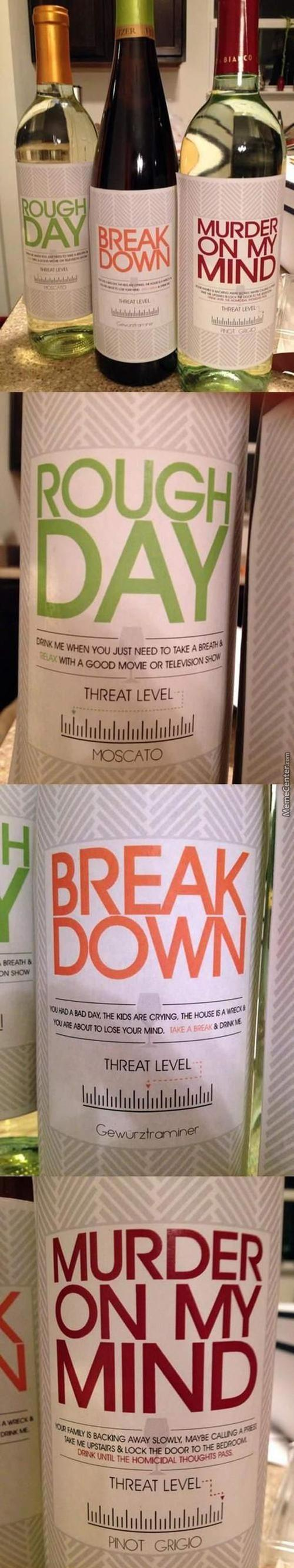 Honest Wine Labels