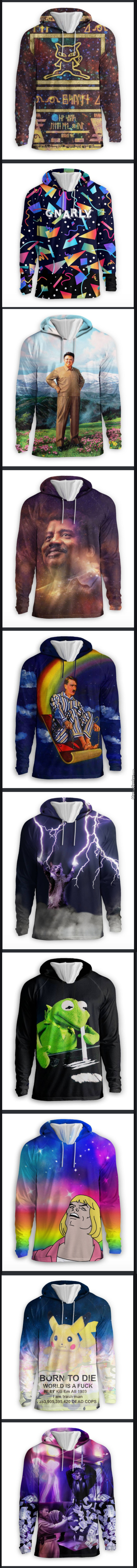 Hoodie Porn From The Internet