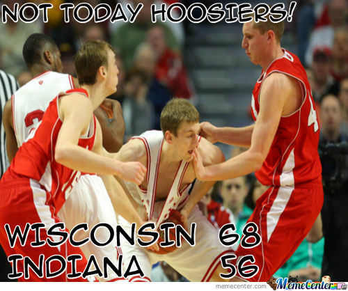 Hoosiers Was A Great Movie