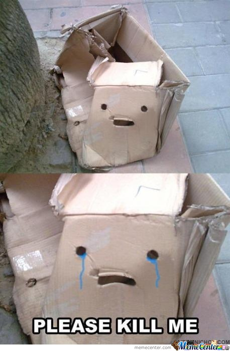 Horrified Box