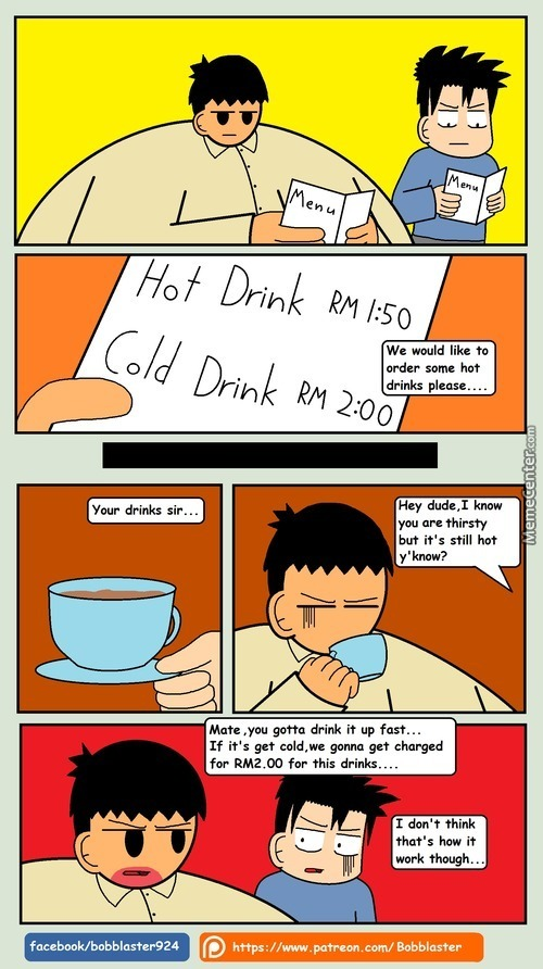 Hot & Cold Drink