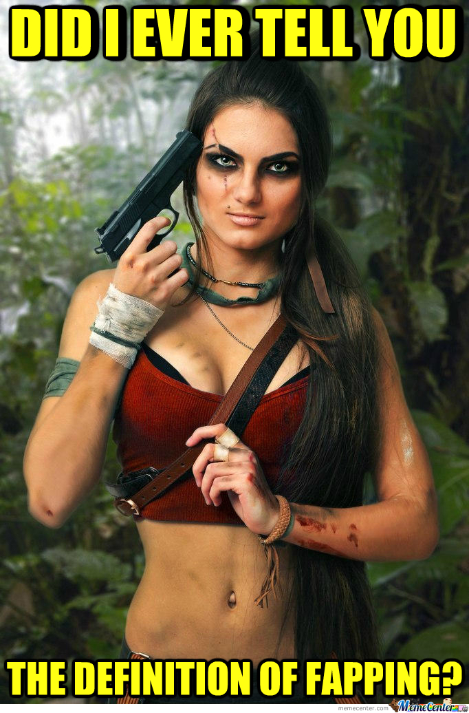 Hot Female Vaas Cos-Play