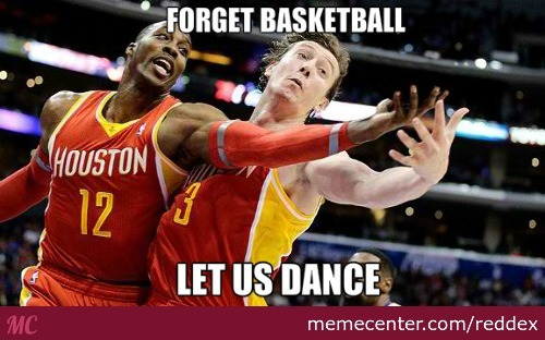 Houston And Their Dancing Duo