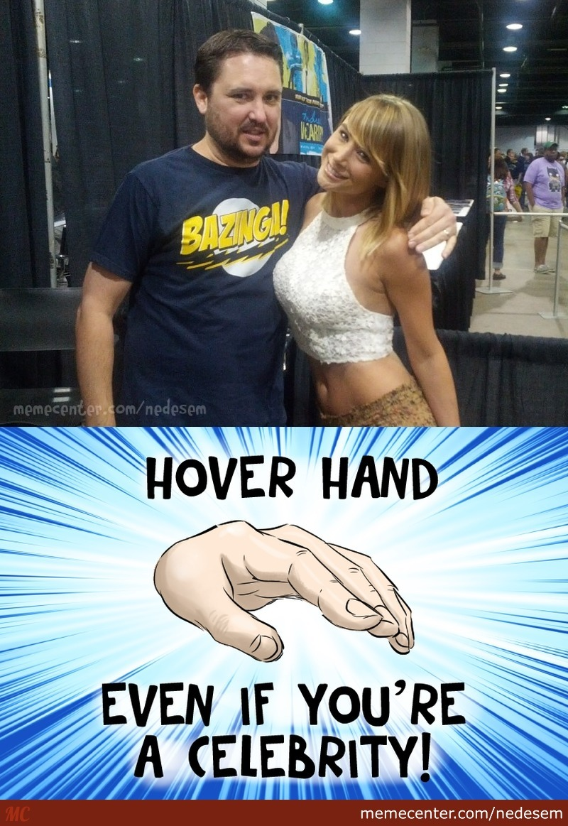 Hover Hand Strikes Again!