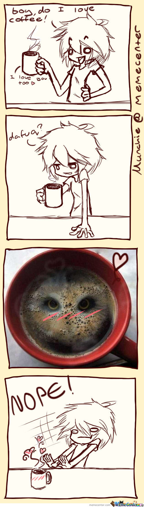 How About Some Owl Tea To Freak The Fuck Out Of You?