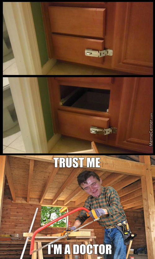 How Are We Safe, If That Drawer Isn't Safe.
