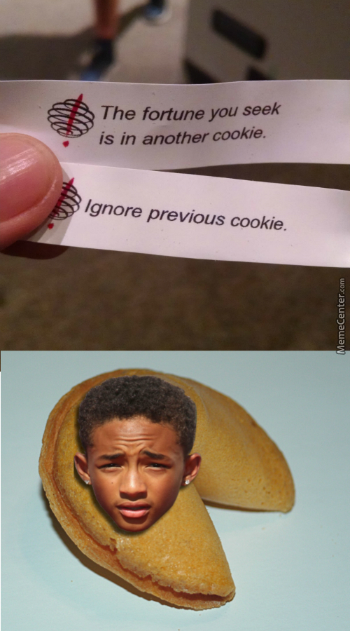 How Can Cookies Be Real If Our Fortunes Aren't Real?