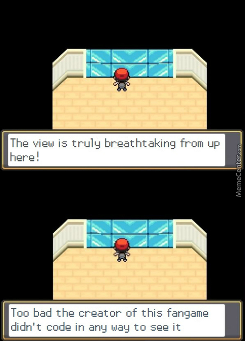 How Can Windows Be Real If Pokemon Ain't Real