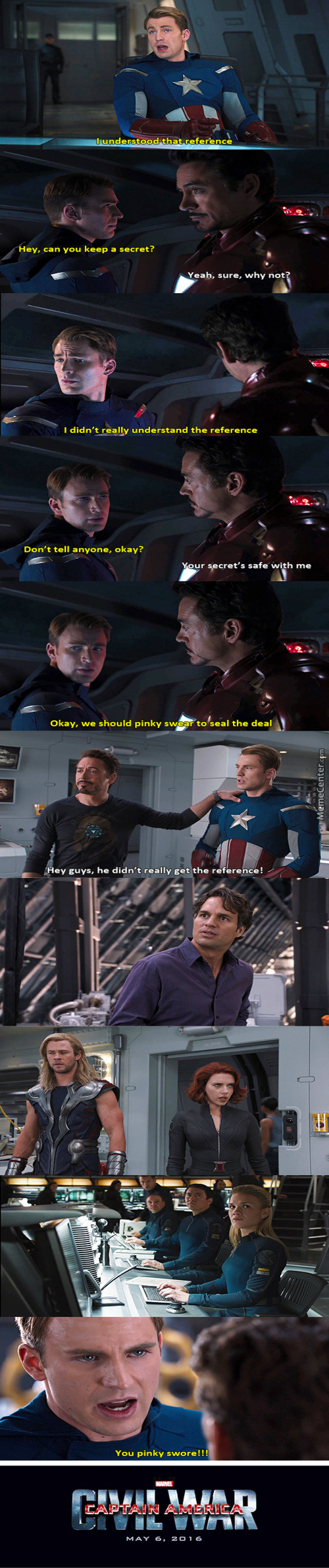 How Civil War Really Starts