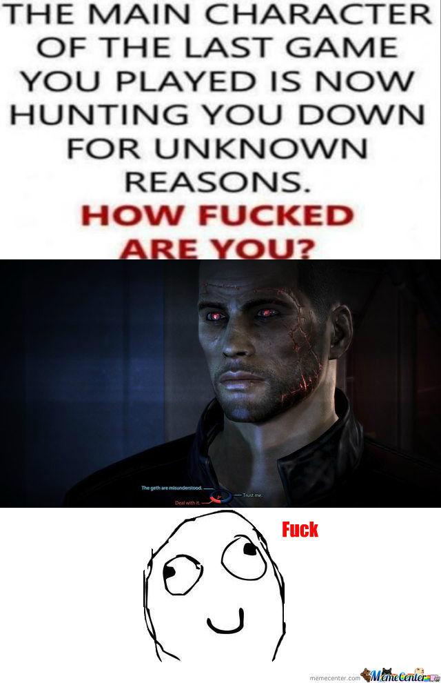 How F**ked Are You?